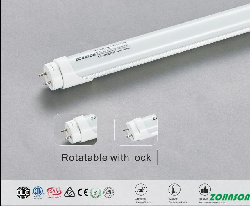 5 years warranty led T8 tube 1.2m 18w premier