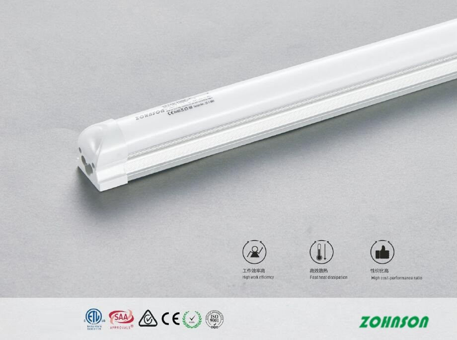 T8 tube Integrated 1200mm 18w