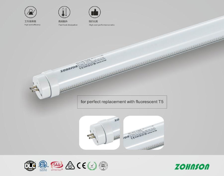 T5  led  tube 5ft 20w (T8 tube with G5 pins)