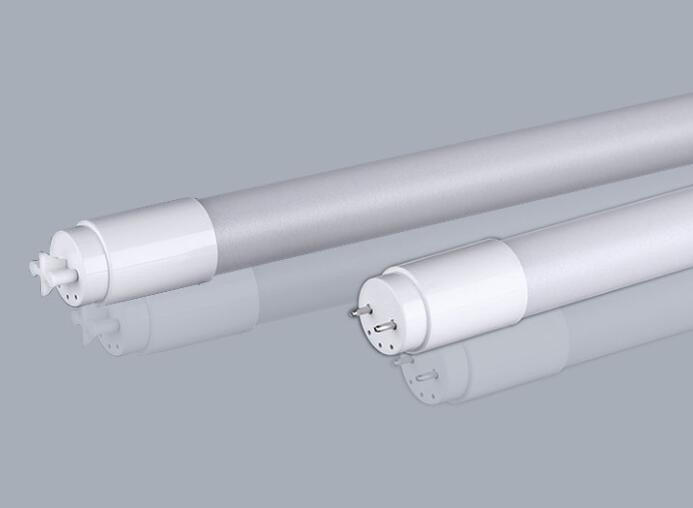T8 nano Led tube 600mm 9w full PC