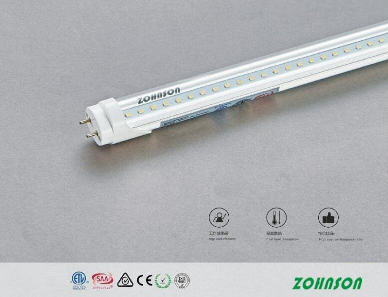 ETL approval 120lm/w retrofit led tube 4ft 22w