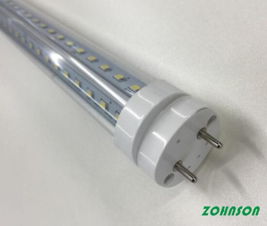 V shape retrofit T8 led tube 4ft 1200mm 36w